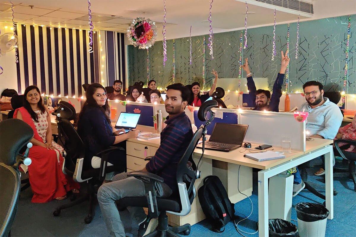 Saarthee India Office